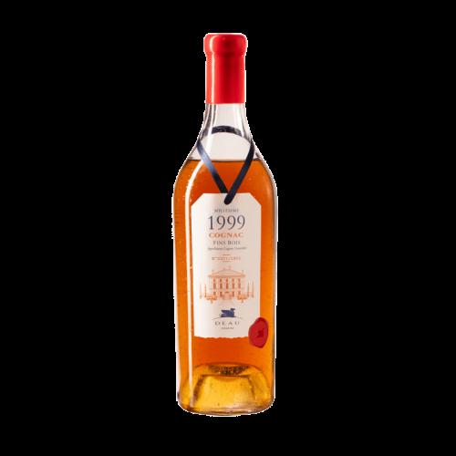 Deau cognac millesime 1999...