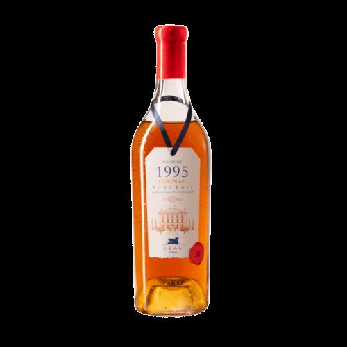 Deau cognac millesime 1995...