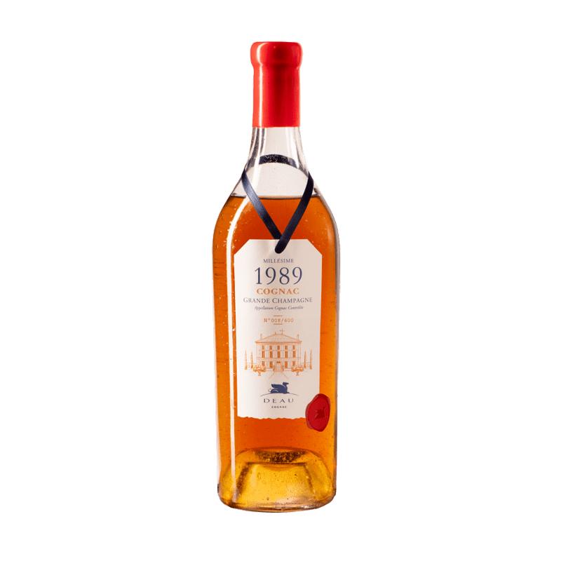 DEAU COGNAC MILLESIME 1989 Grande Champagne
