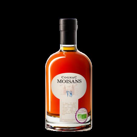 Moisans cognac vs bio