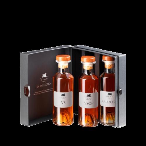 Deau tasting box 3 x 20 cl