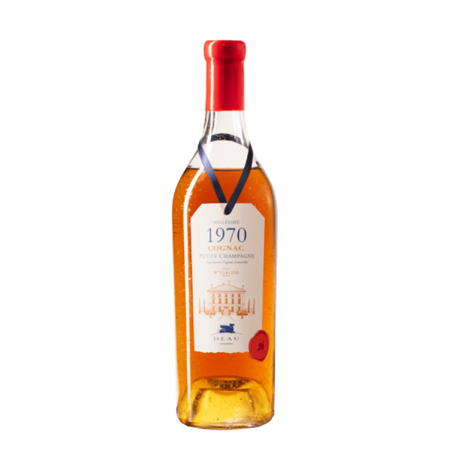 Deau cognac millesime petite champagne